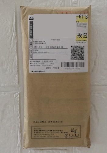 デリカビーズ通販【アウラ】で購入したレポ!
