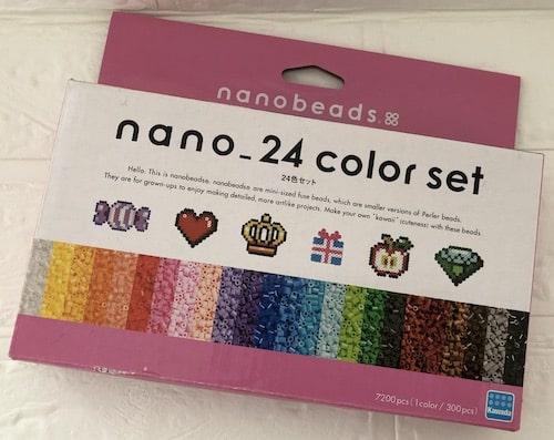 ナノビーズ はセットで買う方がお得?〜実際に購入した口コミ