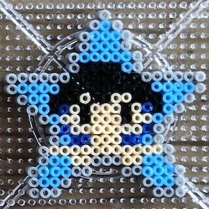 アイロンビーズ図案【鬼滅の刃キャラ】星のオーナメント